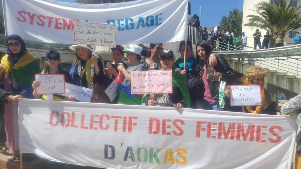 Bejaia, vendredi 10 mai 2019: Les femmes d'Aokas en force 335