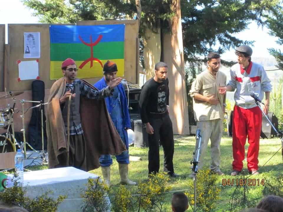 Yani Aidali ou l'échec de la destruction programmée de la jeunesse par l'école Algérienne ! 342