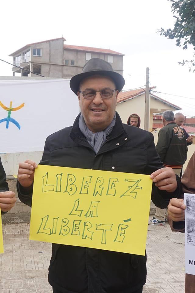 Rassemblement à Aokas pour demander la libération de Adlene Mellah et de tous les détenus d'opinion - Page 2 3613