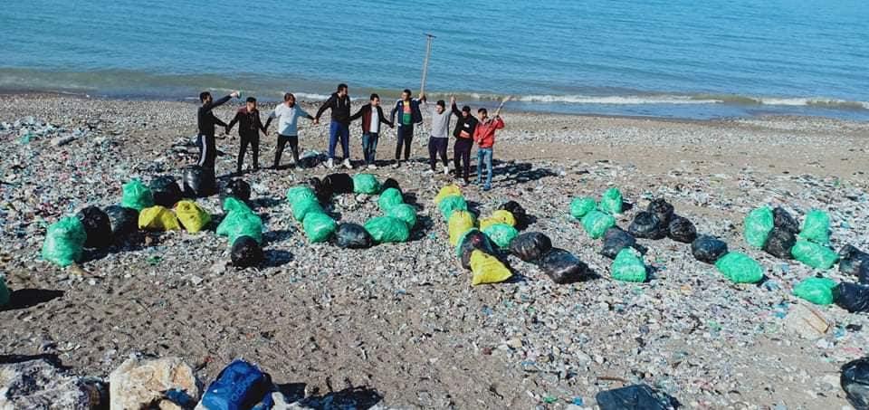 nettoyage des plages à Aokas (samedi 30 mars 2019) 419