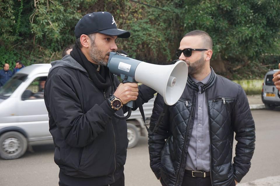 Rassemblement à Aokas pour demander la libération de Adlene Mellah et de tous les détenus d'opinion - Page 2 4210