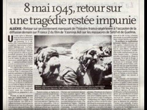 Hommage aux martyrs du carnage du 08 mai 1945 428
