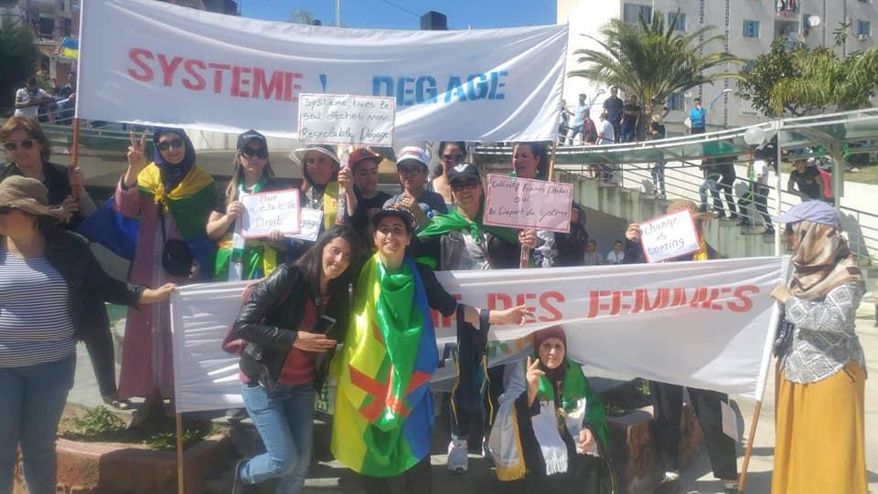 Bejaia, vendredi 10 mai 2019: Les femmes d'Aokas en force 432