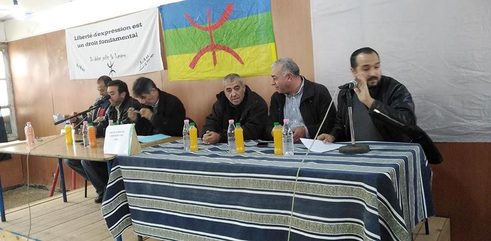 conférence du Pacte de l'alternative Démocratique à Aokas le mercredi 20 novembre 2019  437