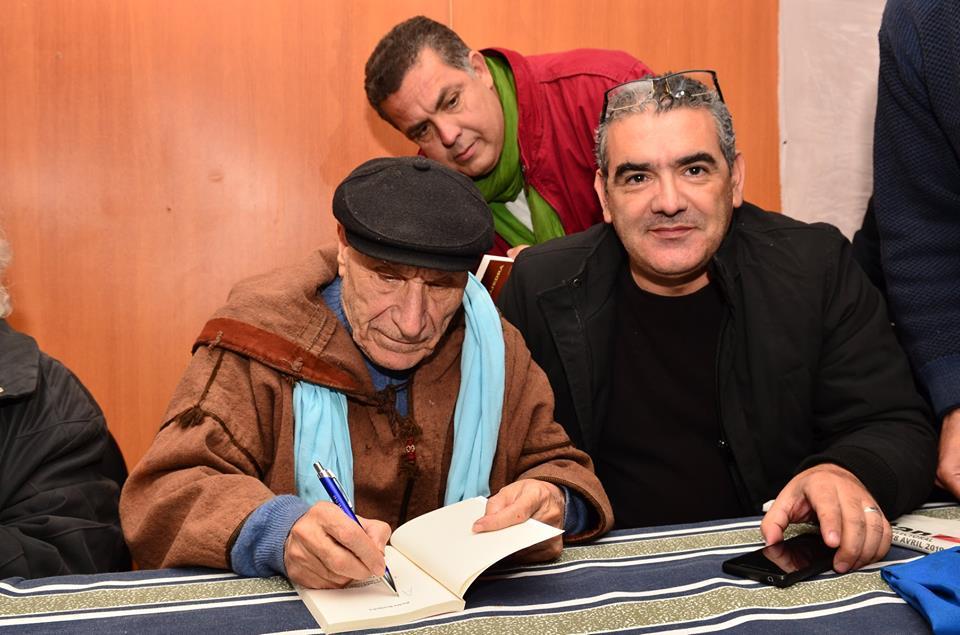 Rachid Boudjedra dédicace ses œuvres au Café littéraire d'Aokas 19 janvier 2019 - Page 2 4611