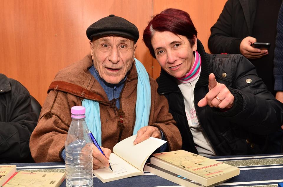 Rachid Boudjedra dédicace ses œuvres au Café littéraire d'Aokas 19 janvier 2019 - Page 2 4811