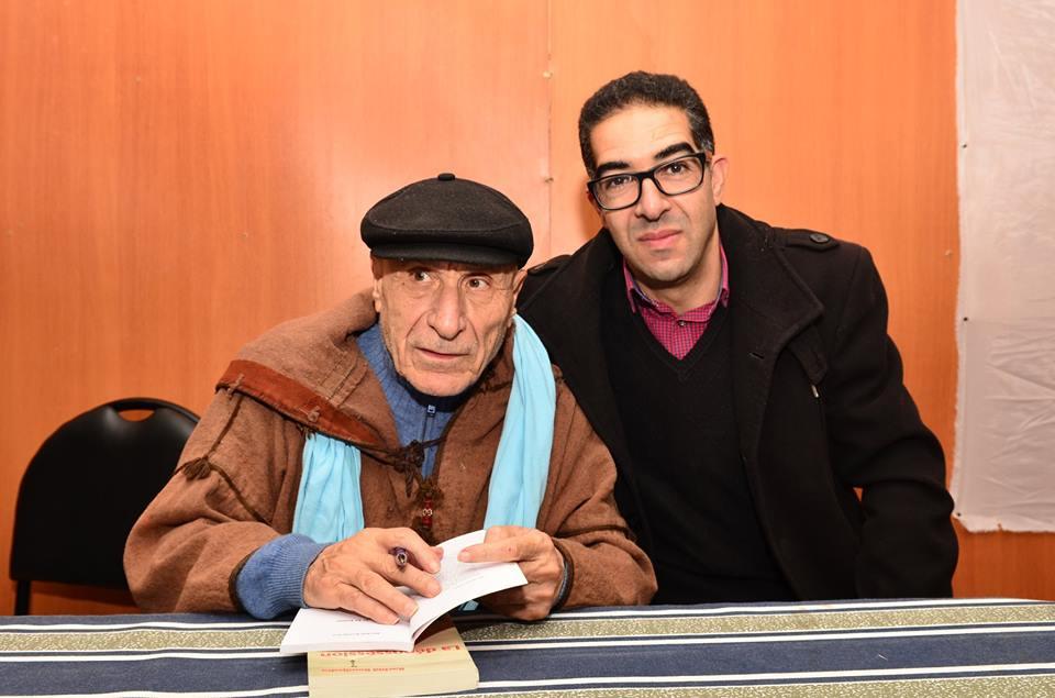 Rachid Boudjedra dédicace ses œuvres au Café littéraire d'Aokas 19 janvier 2019 - Page 2 5112