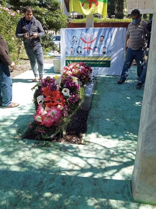 19 ème anniversaire de l'assassinat de SAIDI AKLI  le mercredi 29 Avril 2020 5205