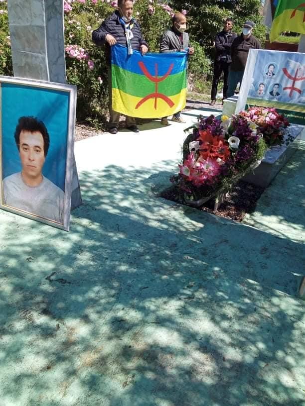 19 ème anniversaire de l'assassinat de SAIDI AKLI  le mercredi 29 Avril 2020 5208