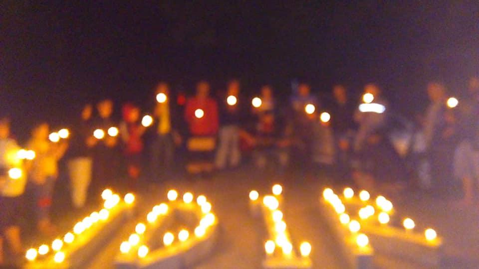 Hommage à Idir à Ait Aissa (Aokas) le mercredi 06 mai 2020 5223