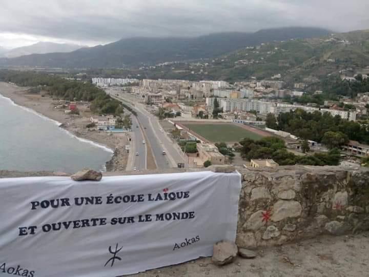 Ces Algeriens heurtés par les jambes d'une petite fille de 08 ans 5270