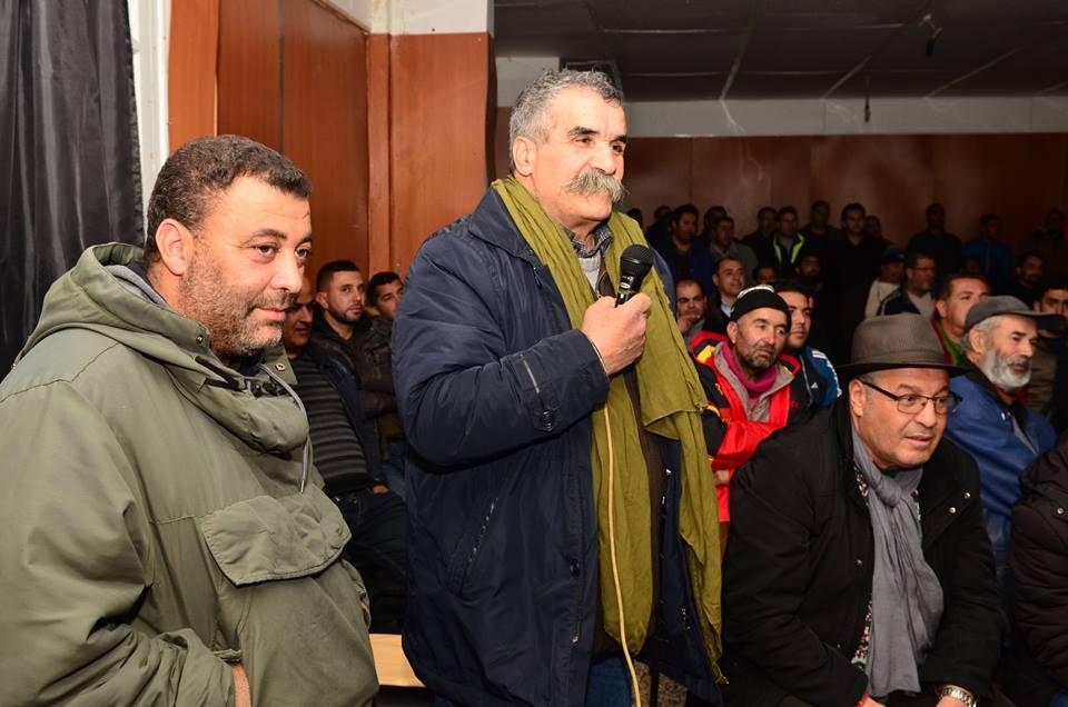 Rachid Boudjedra à Aokas le samedi 19 janvier 2019 - Page 2 5311