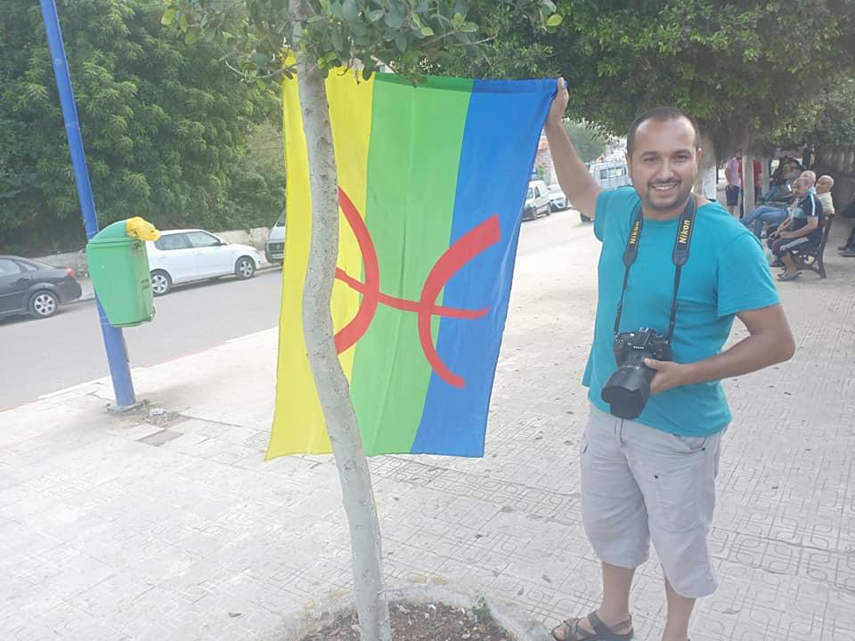 Rassemblement à Aokas pour exiger la libération des prisonniers du drapeau Amazigh 25 juin 2019 - Page 2 555