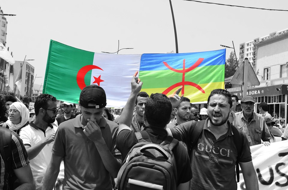 Bejaia: Mardi, 02 Juillet 2019. Dix-neuvième marche de la communauté universitaire pour dénoncer la justice aux ordres et exiger la libération de tous les détenus d'opinion. 570