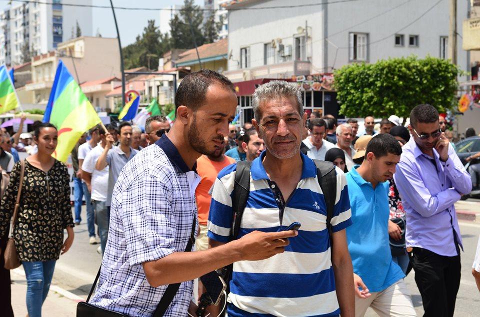Bejaia: Mardi, 02 Juillet 2019. Dix-neuvième marche de la communauté universitaire pour dénoncer la justice aux ordres et exiger la libération de tous les détenus d'opinion. 579