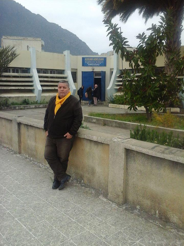 Djamel Laceb à Aokas le samedi 04 janvier 2020 727