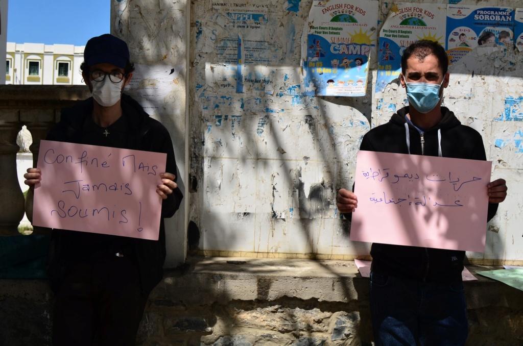 Rassemblement à Aokas le mercredi 29 Avril 2020 contre les lois liberticides et pour la liberté d'expression - Page 2 845