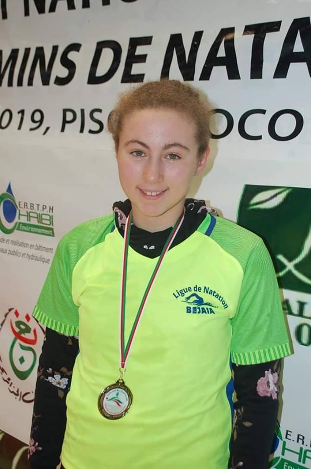 Camille Saâdi-Maâcha dans la peau d'une championne Camill11