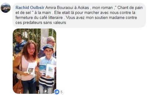 Amira Bouraoui à Aokas  Captur11