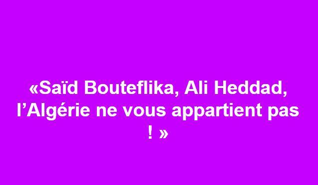 Des milliers de manifestants battent le pavé pour la cause de Cevital à Béjaïa 11 décembre 2018 Captur54
