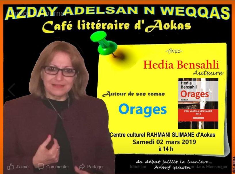 Hedia Bensalhi à Aokas le samedi 02 mars 2019 Captur78