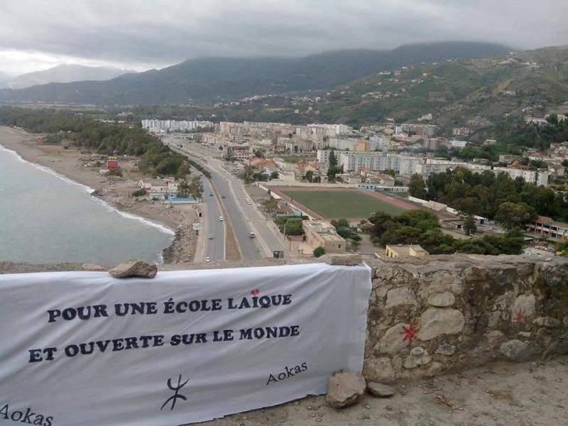 Peut-on soustraire l'école algérienne des griffes des islamistes et des arabo-baathistes ? Ecole_10