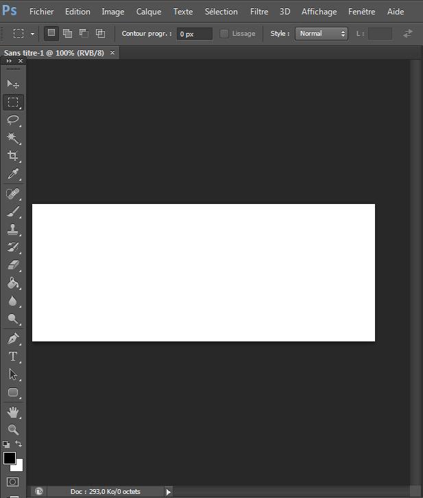 [Débutant] Premiers pas avec Photoshop Ps1710