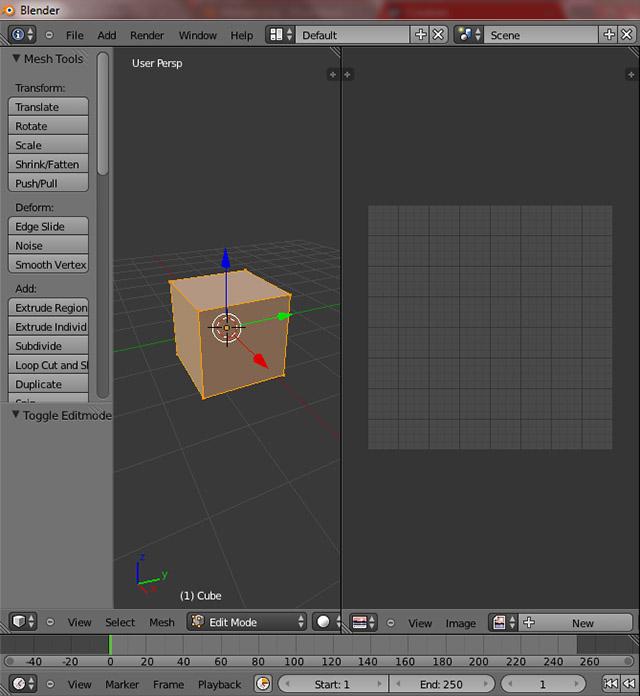[Intermédiaire] [Blender 2.6 et 2.7] Introduction à l'UVMapping Uvm410