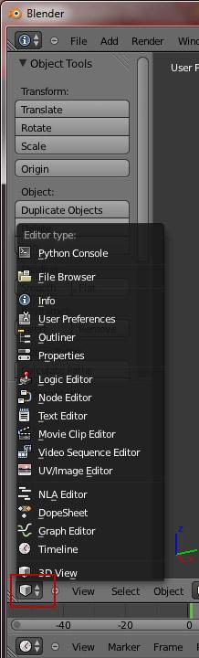 [Débutant] [Blender 2.6 et 2.7] Travailler avec plusieurs écrans Vues110