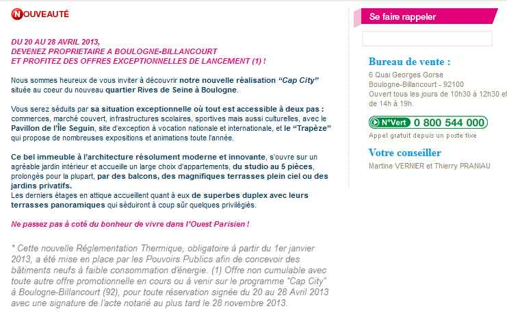 Informations Cap City Clipbo28