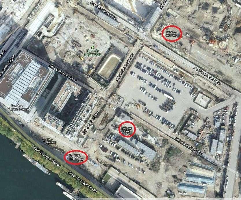 Plan du trapèze / nom des résidences et des rues - Page 2 Google12