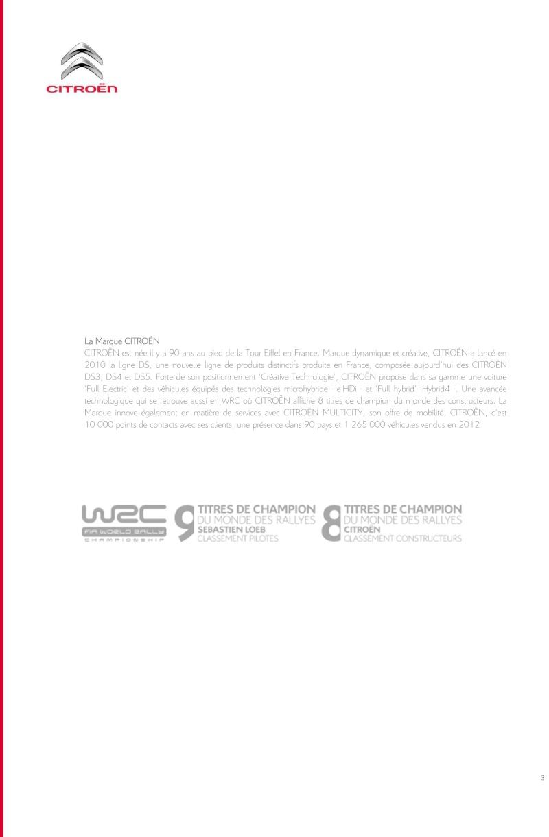 [COMMUNIQUES DE PRESSE]  PSA Peugeot Citroen - Page 4 Cp_cit13