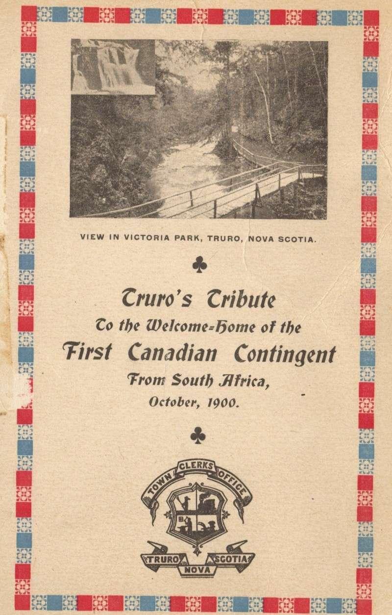 SOME CANADIAN BOER WAR PAPER Boer_p12