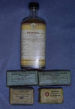 Boer War Medical Officers / Orderly's Kit Bw_med10