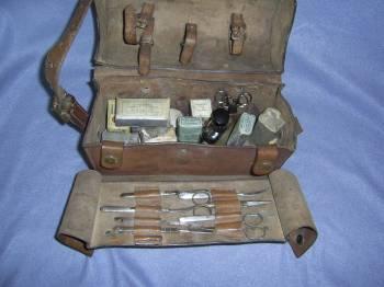 Boer War Medical Officers / Orderly's Kit Bw_med12