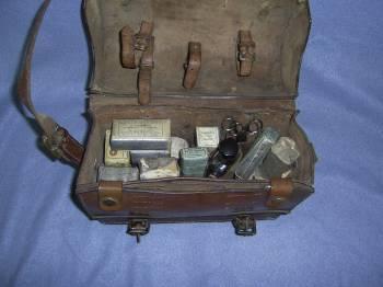Boer War Medical Officers / Orderly's Kit Bw_med13