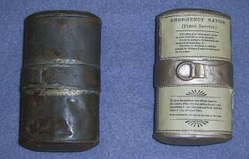 Boer War Emergency Ration Tin Bw_rat15