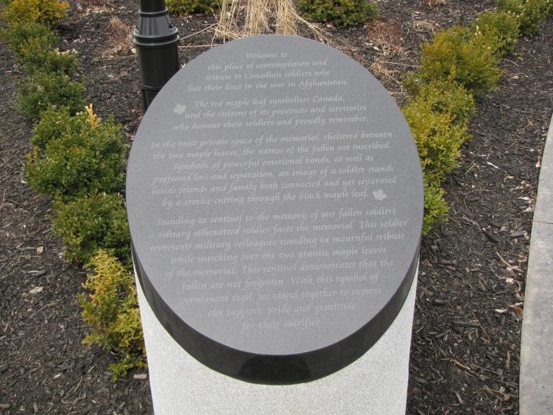 Afghanistan Repatriation Memorial Trenton Ontario 004_pl10