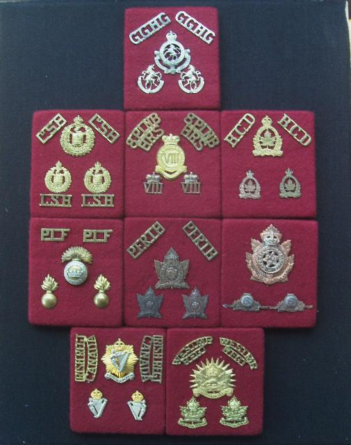 updates to my Canadian Insignia Collection 5th_di10