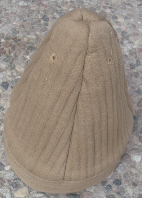 The Khulla, traditional Indian Army headdress Cone_110