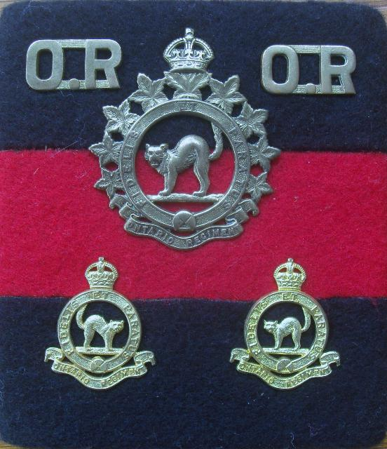updates to my Canadian Insignia Collection The_on10