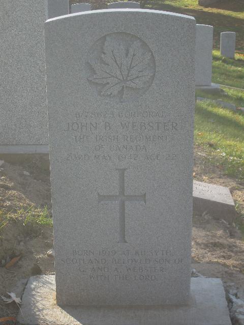 Cpl J.B. Webster  Webste10