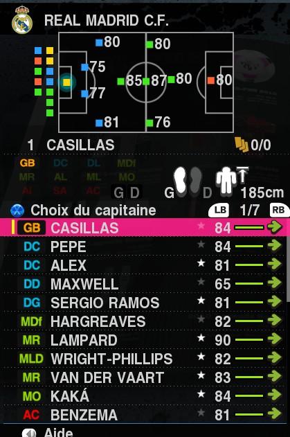 Quart de Final:REAL MADRID vs FC VALENCE(Qualifié) Sans_104