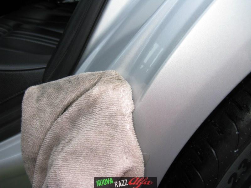 Pulizie di Pasqua 2010, Alfa 159 Sportwagon, Max450 Max45122
