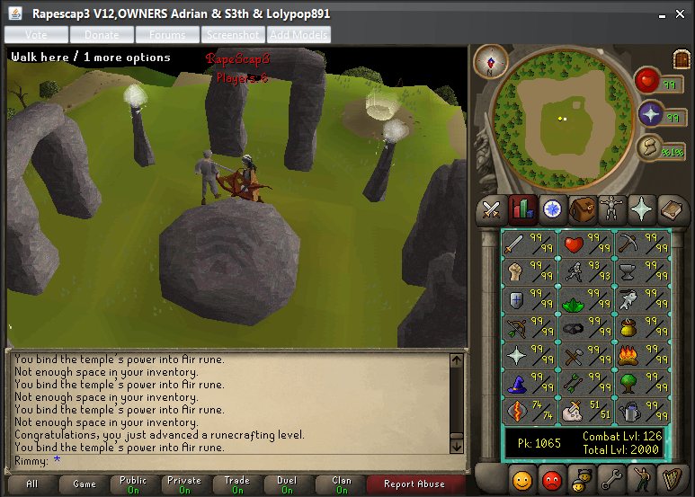 2000 TOTAL LEVEL! 2000_t10