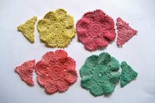 Recycled doilies Doilie11