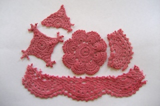 Recycled doilies Doilie15