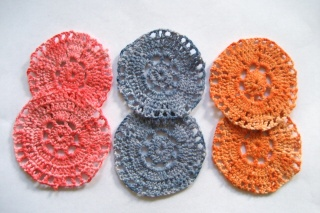 Recycled doilies Doilie16