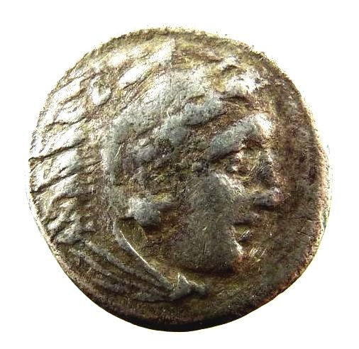 Drachmes d'Alexandre 3644510