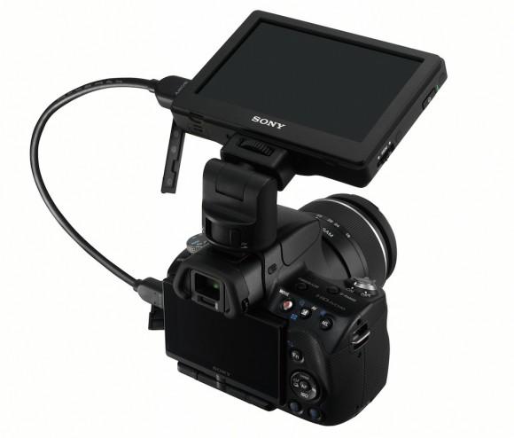 Sony CLM-V55 LCD Monitor  Clm-v510